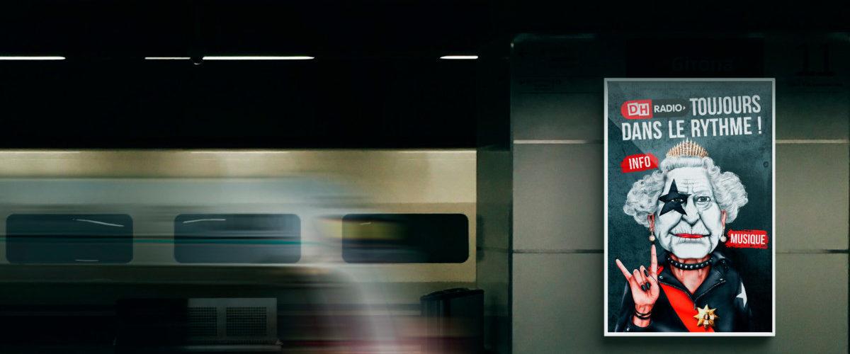 DH radio metro